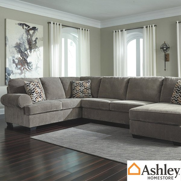Ashley Furniture Affordable Sectional Sofa