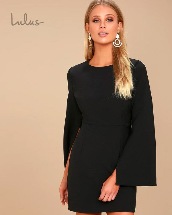 Best Little Black Dresses of The Latest Season