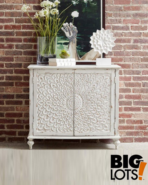 Big Lots Accent Chests & Cabinets