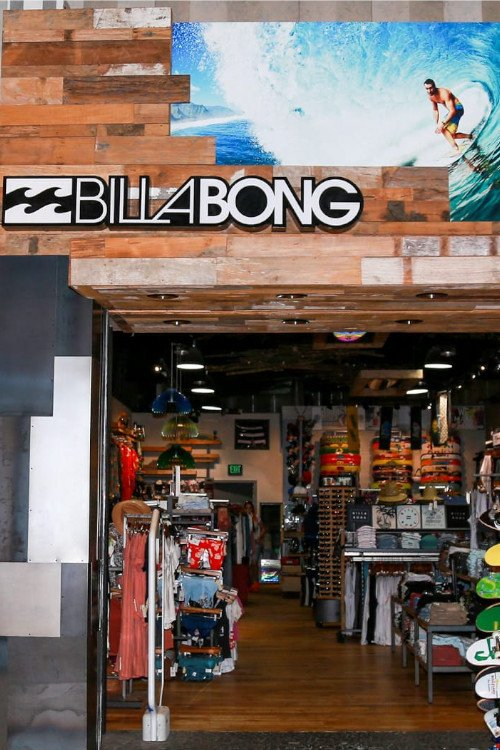 Surf Clothing Stores and Brands Like Billabong