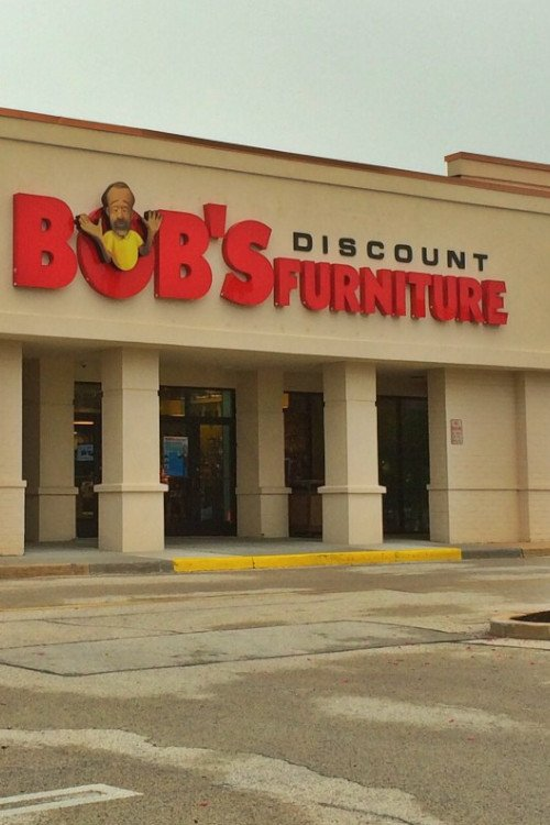 Stores Like Bob's Discount Furniture