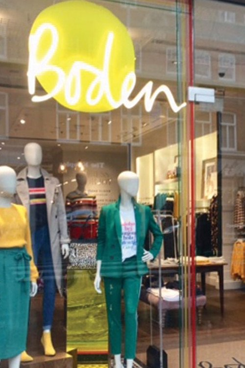 Clothing Brands and Stores Like Boden