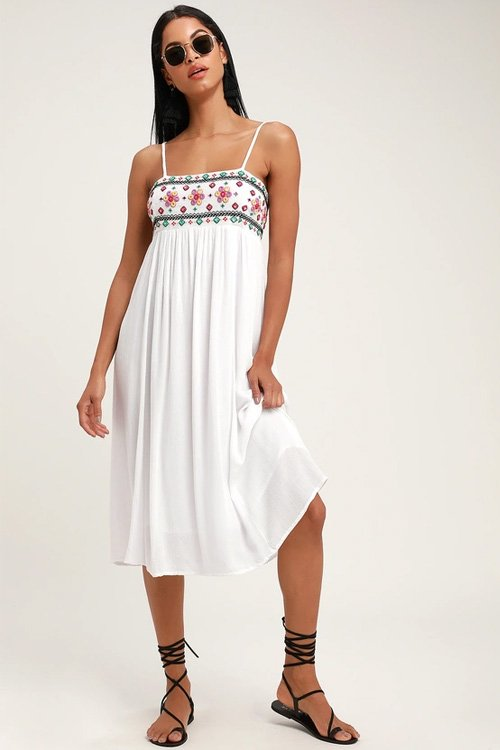 Best Casual Summer Dresses For Women