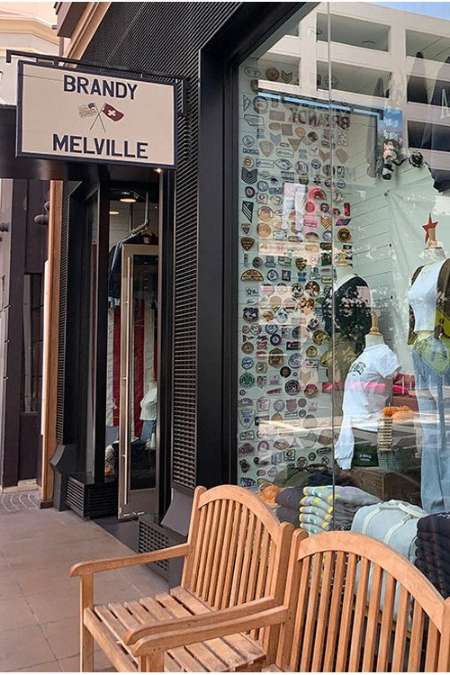 Stores Like Brandy Melville Top Alternative Brands 2020