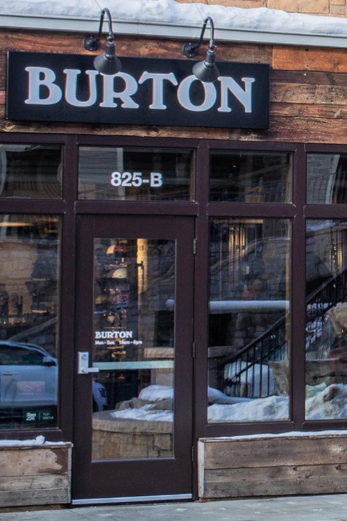 Companies and Brands Like Burton Snowboards