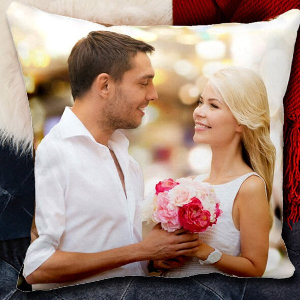 CanvasChamp Photo Pillows for Couples