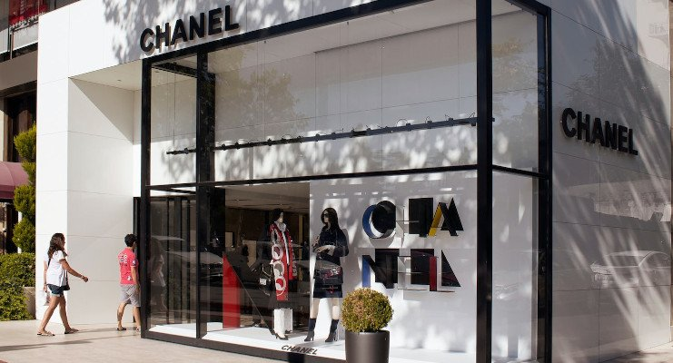 Chanel Brand Stores