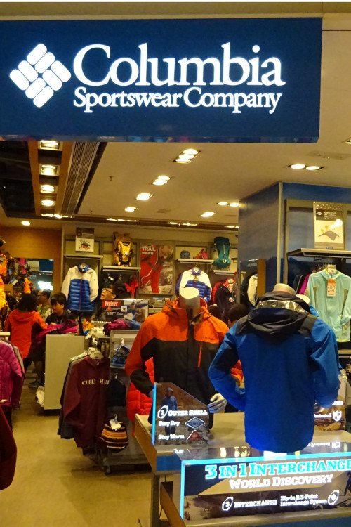 Outdoor Gear Brands Like Columbia Sportswear