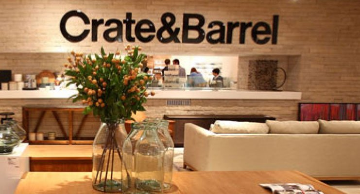 Crate & Barrel Stores