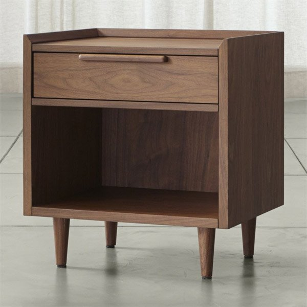 Crate & Barrel Nightstands and Bedside Tables