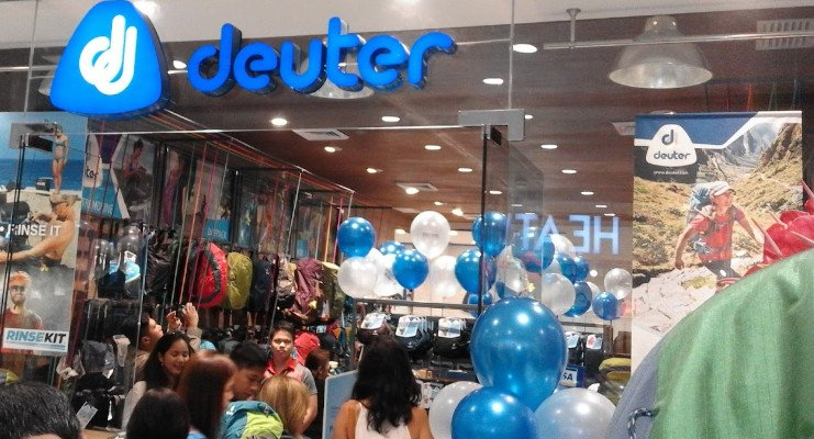 deuter Outdoor Brand Stores