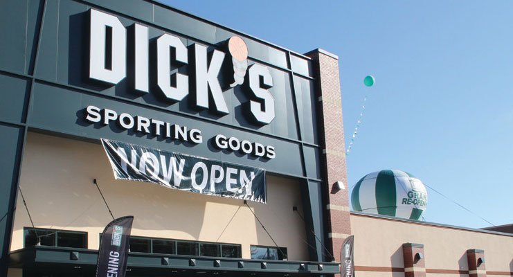 Dick's Sporting Goods Stores