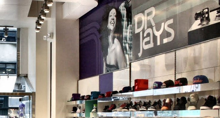 DrJays Stores