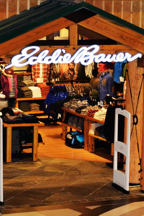 Outdoor Brands and Stores Like Eddie Bauer