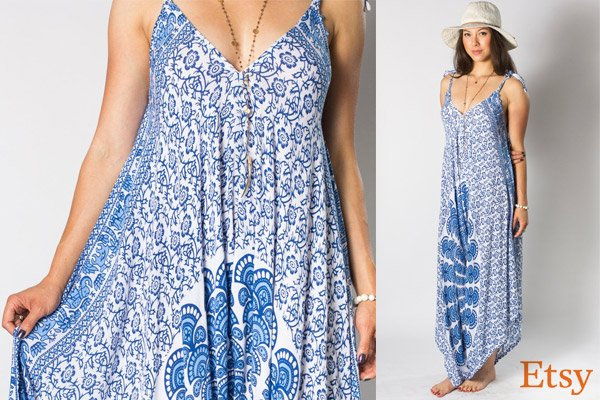Etsy Handmade Summer Beach Dresses