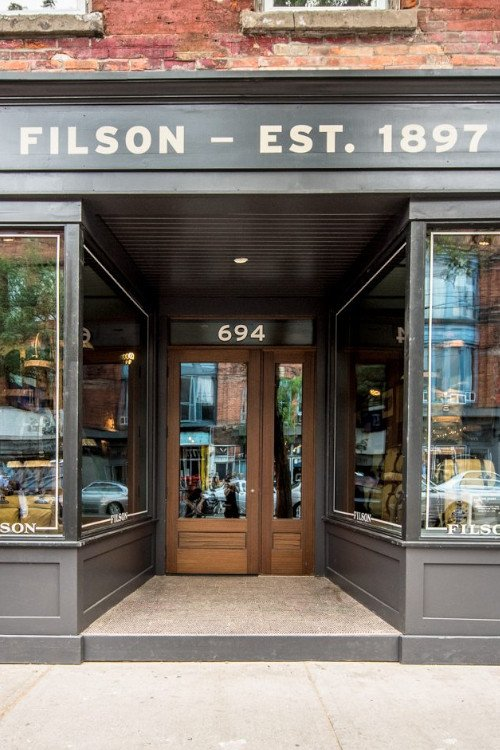 Outdoor Companies and Brands Like Filson