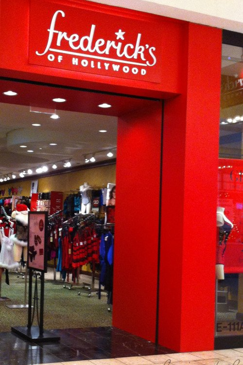 Websites and Stores Like Frederick's Of Hollywood