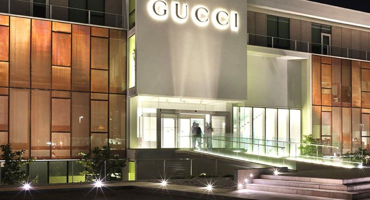 Gucci Brand Stores