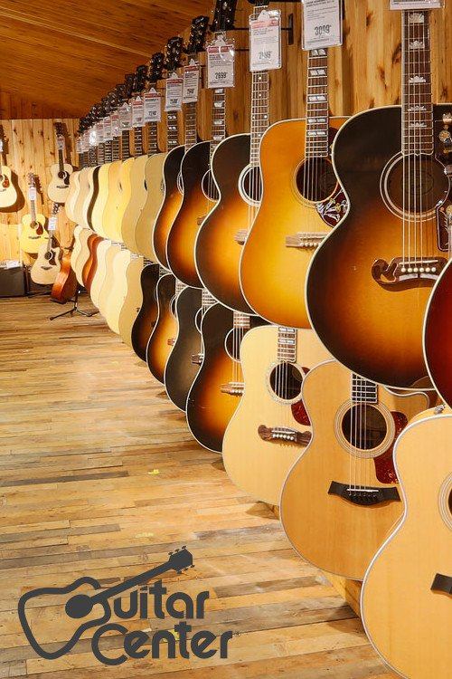 Music Instruments and Accessories Stores Like Guitar Center