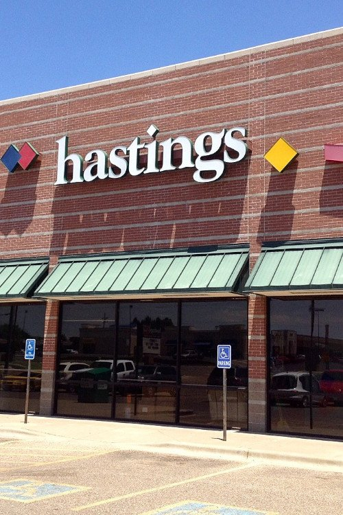 Entertainment Stores Like Hastings