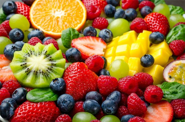 Healthy Food to Get Super-Fit