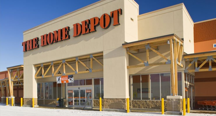 Home Depot Stores