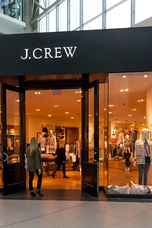 Stores Like J. Crew for American Men and Women