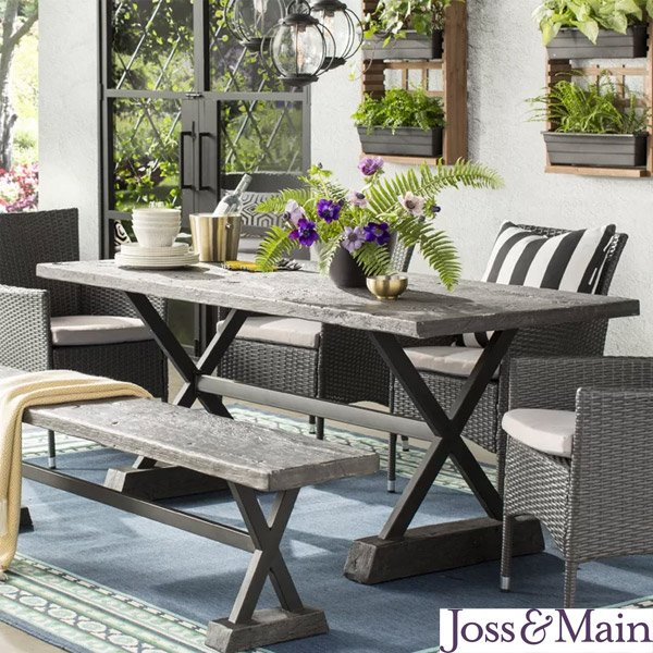 Joss & Main Affordable Patio Furniture