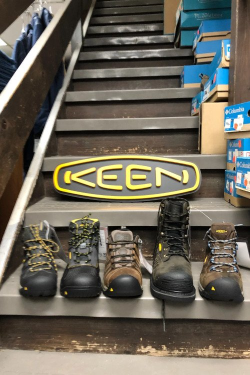 Shoe Brands Like Keen Footwear