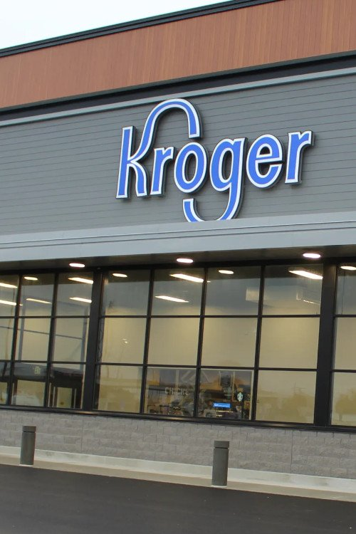 American Supermarkets and Grocery Stores Like Kroger