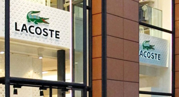 Lacoste Brand Stores