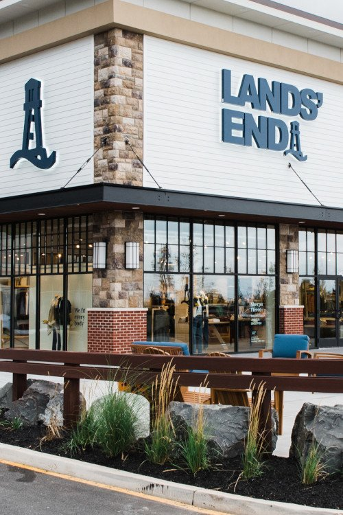Clothing Brands and Stores Like Lands' End