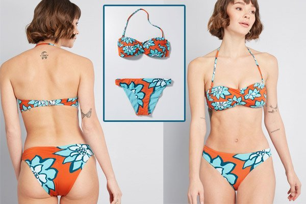Lands' End Bikini Sets and Bathing Suits for Women