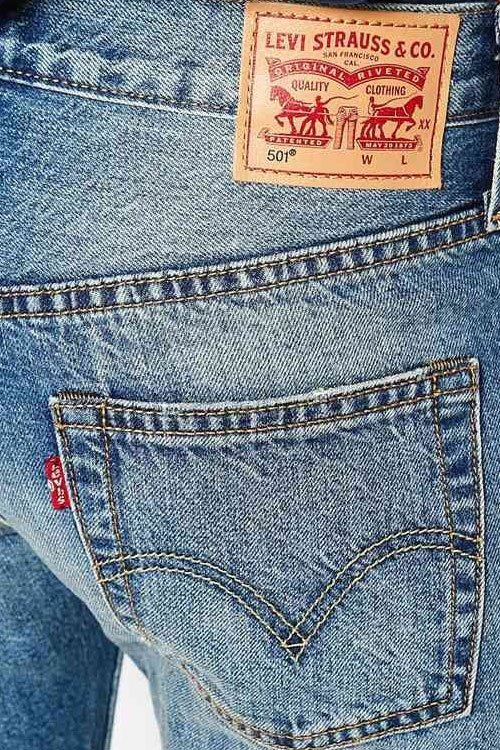 Brands Like Levi's Jeans