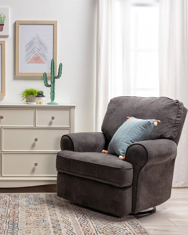 Living Spaces Recliners for Living Rooms