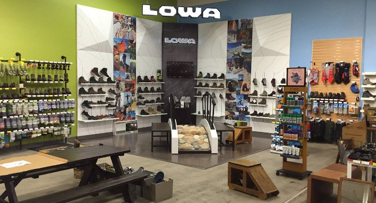 Lowa Boots Official Stores