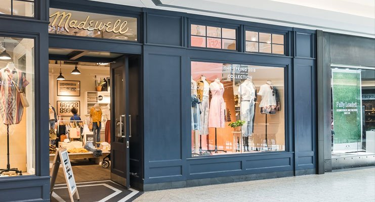 Madewell Stores