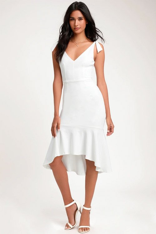Women's Midi Dresses at Affordable Prices