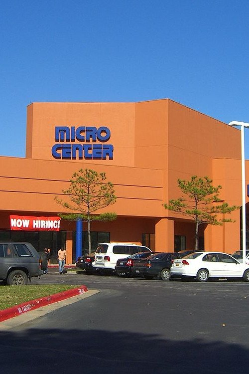 Electronic Stores Like Micro Center
