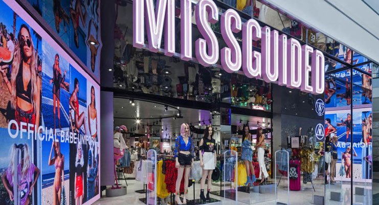 Missguided Stores