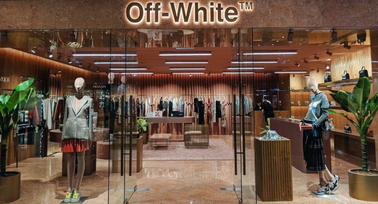 Off-White Brand Stores