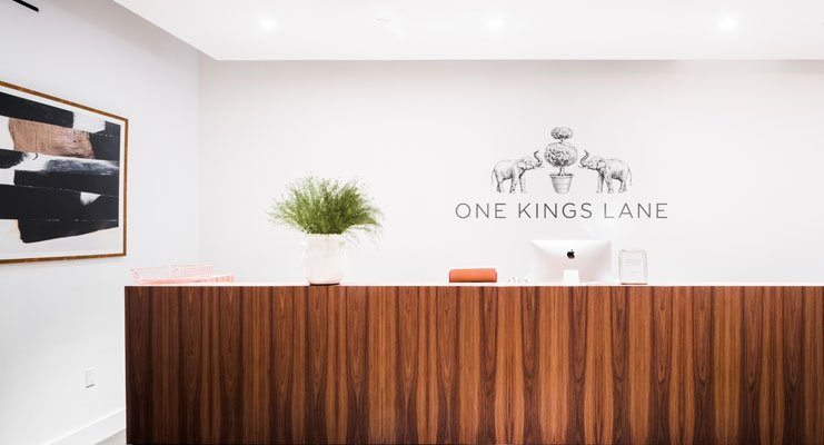 One Kings Lane Stores