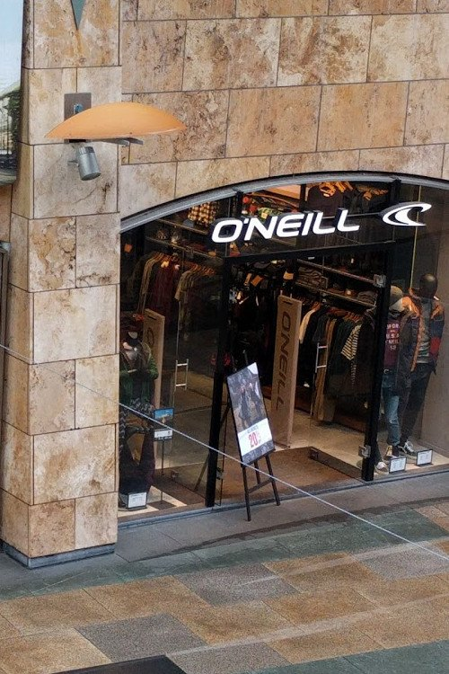 Surf Clothing Stores and Brands Like O'Neill