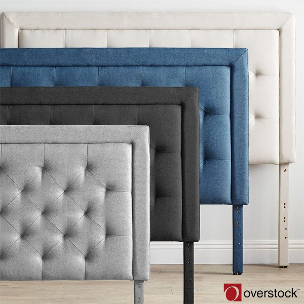 Overstock Affordable Headboards and Bedroom Furniture