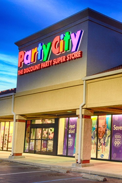 Websites and Stores Like Party City