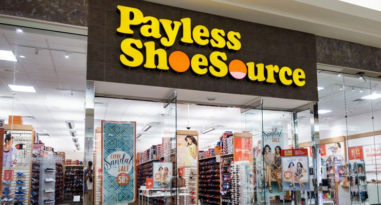 Payless ShoeSource Stores