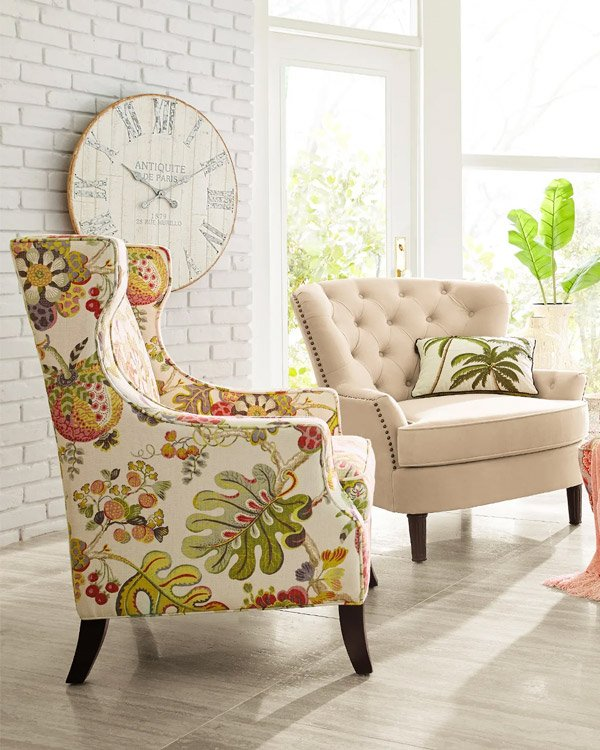 Pier 1 Accent Chairs for Living Room