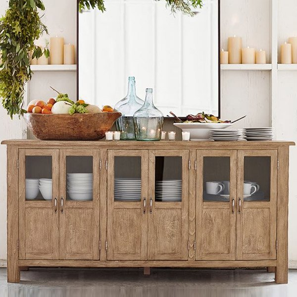 Pottery Barn Buffets and Sideboards