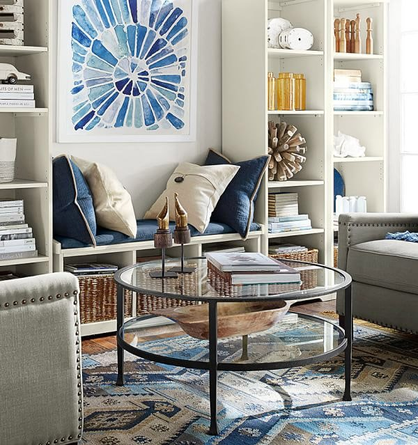 Pottery Barn Coffee Tables