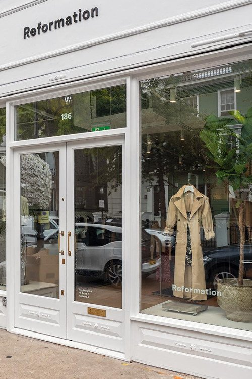 Ethical Clothing Brands Like Reformation